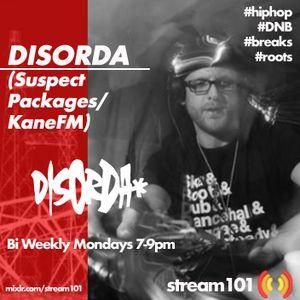 Suspect Packages Radio Show (Stream 101) 28/09/20