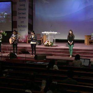 2013/05/12 HolyWave Praise Worship