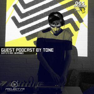 DA Promo podcast - 65:Tone