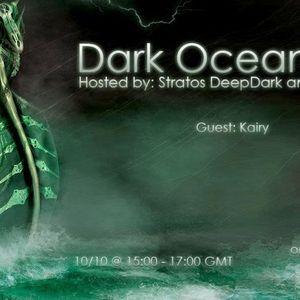 Dark Ocean 020 Mix By Stratos DeepDark & Dj Duma