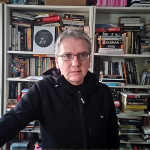 Institut für Betrachtung - Mark Fisher, Acid Kommunismus w/ Christian Werthschulte (January 2019)