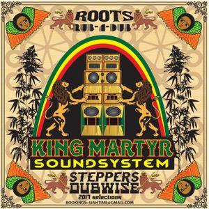 King Martyr Soundsystem Promo Mix, 2017 plus  More