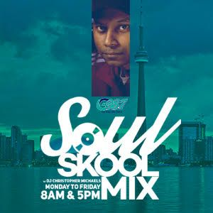 ** MIX OF THE WEEK** Soul Skool Mix w/ Christopher Michaels - June 14 2016