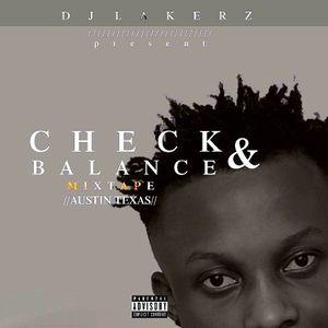 Afromix Check and balance djlakerz