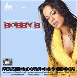DJ Bobby B - September 2008 Urban Mixtape