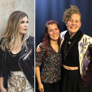 Viihteellä 7.11.2019: Big Brother -kisaajat Eevis ja Tarina vieraina / Katri Ylander haastattelussa