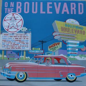 1984 On The Boulevard Mix Side A (Mixed By Alan James Jewel)