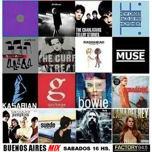 Bs As MIX 3° Temporada10-6-2017 Factory Radio 94.5 FM