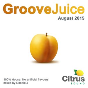 Groove Juice Apricot - August 2015