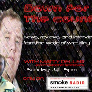 Down For The Count on Smoke Radio - Episode 2