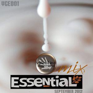 (VGE001) Valentino Guerriero - DJ Mix (Essential Mix - September 2012)