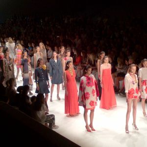 """Musique Couture """"Magic Circus"""" Mix for MARC CAIN -  Mercedes Benz Fashion Week Spring Summer 2015"""