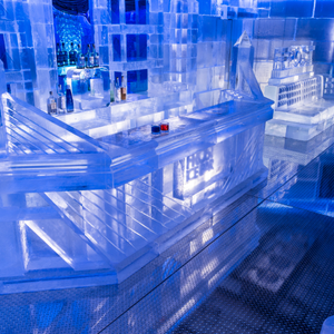 Lounge Adventures - The Ice Bar Collection, Part 1
