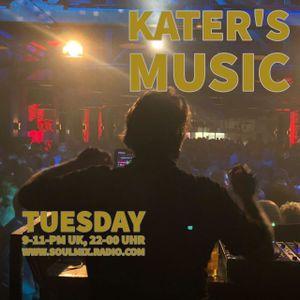 Kater's Music on Soulmix-Radio - 6|11|18: Wonderful Soulful House