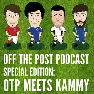 OTP Meets Chris Kamara
