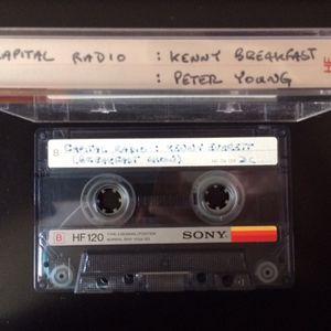 Peter Young: Capital Radio 2 December 1985