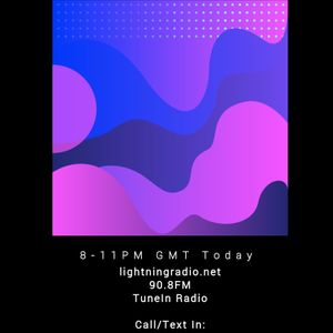 DJTW   6.7.17   LightningFM Radio Show