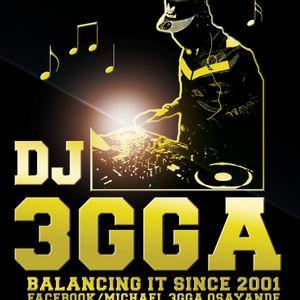 DJ 3GGA PARTYHARD 5 13TH_ANNIV AFROMIX