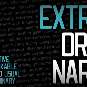 Extraordinary (Part 2)