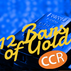 12 Bars of Gold - @halmaclean - 25/03/16 - Chelmsford Community Radio