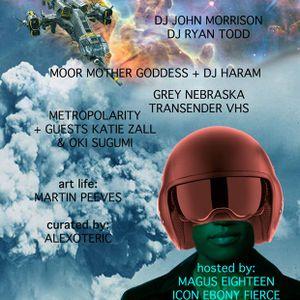 John Morrison - Chr0m# City preview Mix
