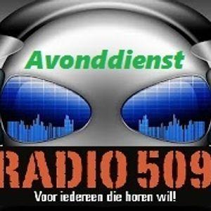 Herman Cramer-Radio509-Avonddienst-05-01-2018-1800-2000