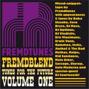 Fremdblend 1.0 - mixed by OptiMace (2011)