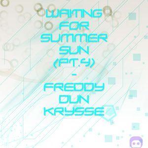 waiting for summer sun (pt.4) - freddy dun krysse
