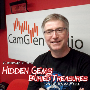 Hidden Gems & Buried Treasures w John Fell, 16 Jul 2019
