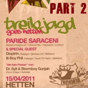Paride Saraceni - Live from Hetten club, Munchen Part 2 - 15-04-11