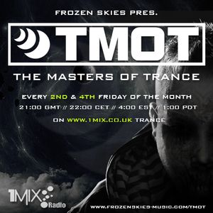 Frozen Skies - Masters Of Trance Episode #025 Live @1Mix Radio | 1mix.co.uk | 12. Feb 2016
