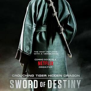 Recensie: Crouching Tigger, Hidden Dragon: Sword of Destiny (Netflix)