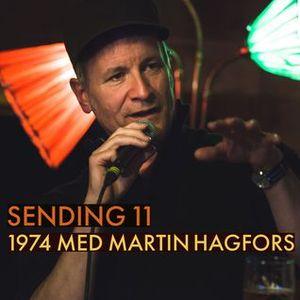 Repost: Tidsmaskinen #11 del 2: Med Martin Hagfors om Martin Hagfors