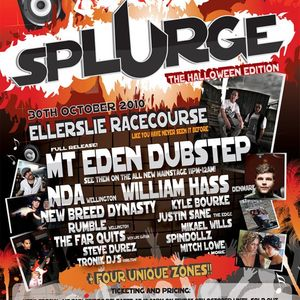 NZ Splurge promo mix oct'10