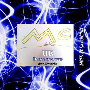 MCDG UK Dance Nonstop 30-10-2012