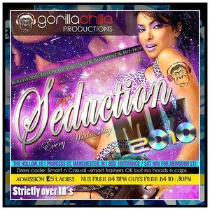 Gorilla Chilla Productions Presents Seduction Mixtape Vol 1 V/A