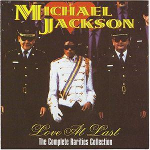 Michael Jackson Love At Last