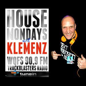 kLEMENZ @ WQFS 90,9 FM Trackblasters radio -Vol-5
