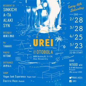 UREI Down Load Mix 20150228 by SINKICHI