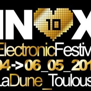 Antoine Clamaran - Live @ Inox Electronic Festival (Toulouse) - 05.05.2012