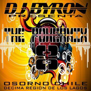 Dj Byron - The PowerMix 8