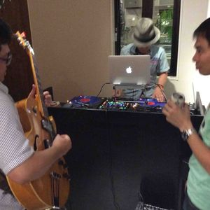 Issey Abe & Soibean's Jazzy Session part 1 @ 2015.08.08 SummerParty 20:00-