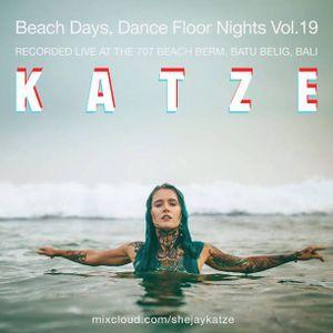 Beach Days, Dance Floor Nights Vol.19