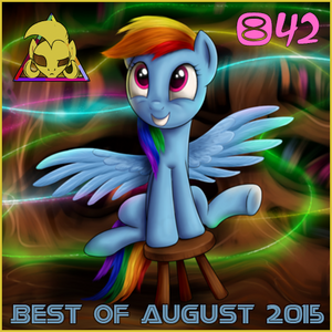 [VOL 42] 2. Electro House and Progressive. The Best Music of August 2015 (Vol 8)