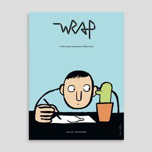 PMU Radio- Wed 30th April (Curated Day #02: Megazines): Wrap Magazine
