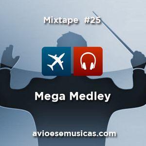 Mega Medley Rock, New Wave