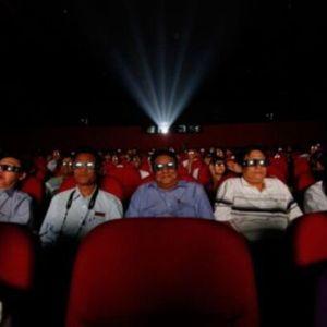 Iespējas skatīties kino reģionos