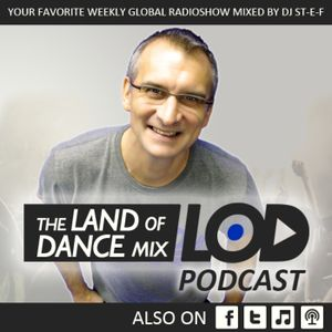 LAND OF DANCE MIXed by DEEJAY St-e-f #393 w46