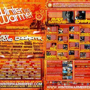 Dj SinuouS ~Live @ Winter Warmer 2012