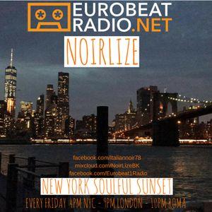 New York Soulful Sunset#9